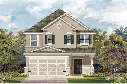 New Homes in Austin, TX - Plan F-2495 D