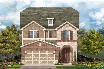 New Homes in Austin, TX - Plan F-2495 E