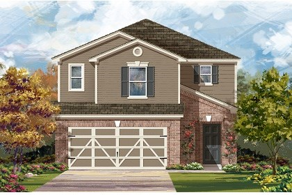 New Homes in Austin, TX - Plan F-2604 C
