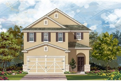 New Homes in Austin, TX - Plan F-2604 D