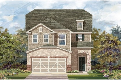 New Homes in Austin, TX - Plan F-2604 E