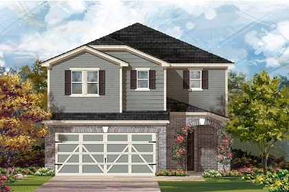 New Homes in Austin, TX - Plan F-2708 I
