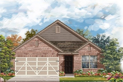 New Homes in Austin, TX - Plan E-1647 I