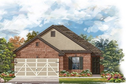 New Homes in Austin, TX - Plan E-1694 I
