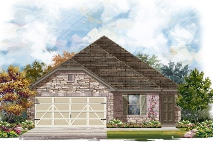 New Homes in Austin, TX - Plan E-1694 J