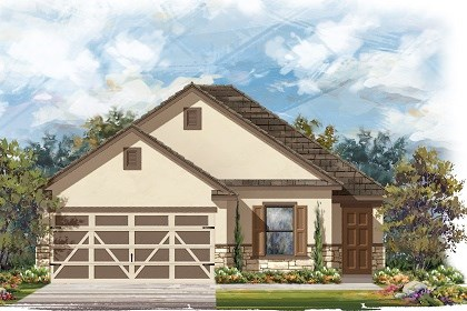New Homes in Austin, TX - Plan E-1694 K