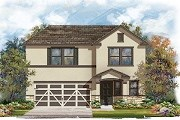 New Homes in Austin, TX - Plan E-2412