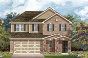 New Homes in Austin, TX - Plan E-2516