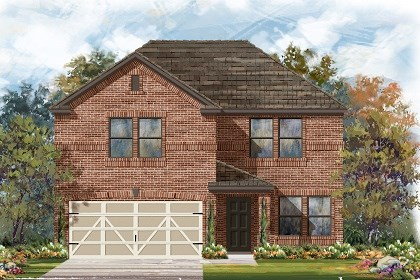 New Homes in Austin, TX - Plan E-2561 H