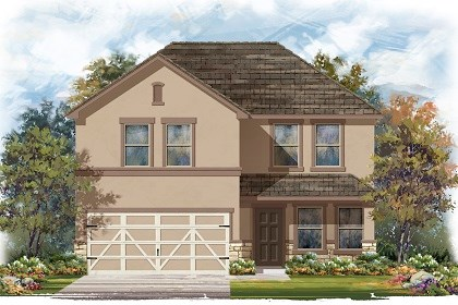 New Homes in Austin, TX - Plan E-2561 K