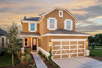 Landings at Wells Branch - A New Home Community by KB Home