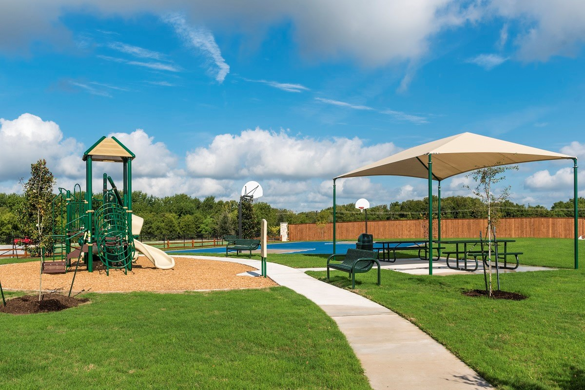 New Homes in Austin, TX - Landings at Wells Branch Community Park