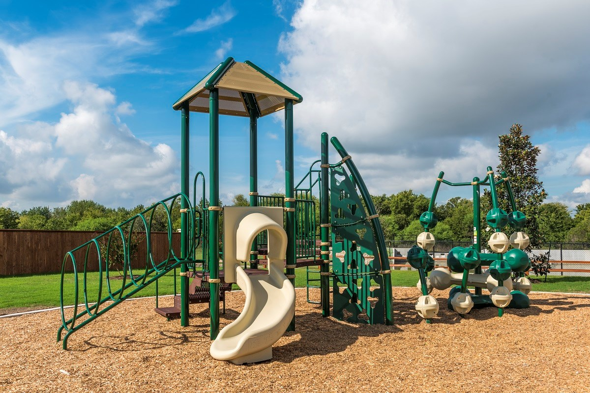 New Homes in Austin, TX - Landings at Wells Branch Playscape
