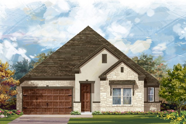 New Homes in Leander, TX - Plan L-2858 4