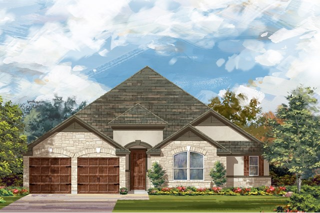 New Homes in Leander, TX - Plan L-3005 4
