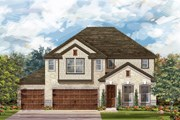 New Homes in Leander, TX - Plan A-3023