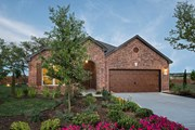 New Homes in Leander, TX - Plan A-2382 Modeled