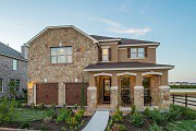New Homes in Taylor, TX - Plan A-3023