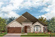 New Homes in Leander, TX - Plan L-2325