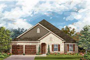 New Homes in Leander, TX - Plan L-2598
