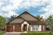 New Homes in Leander, TX - Plan L-2858