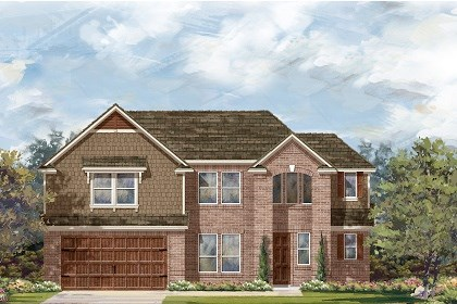 New Homes in Leander, TX - Plan L-2915 A