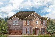 New Homes in Leander, TX - Plan L-3410