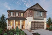 New Homes in Lockhart, TX - Plan A-2502 Modeled