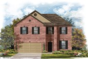 New Homes in Lockhart, TX - Plan A-2469