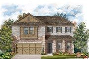 New Homes in Lockhart, TX - Plan A-2502