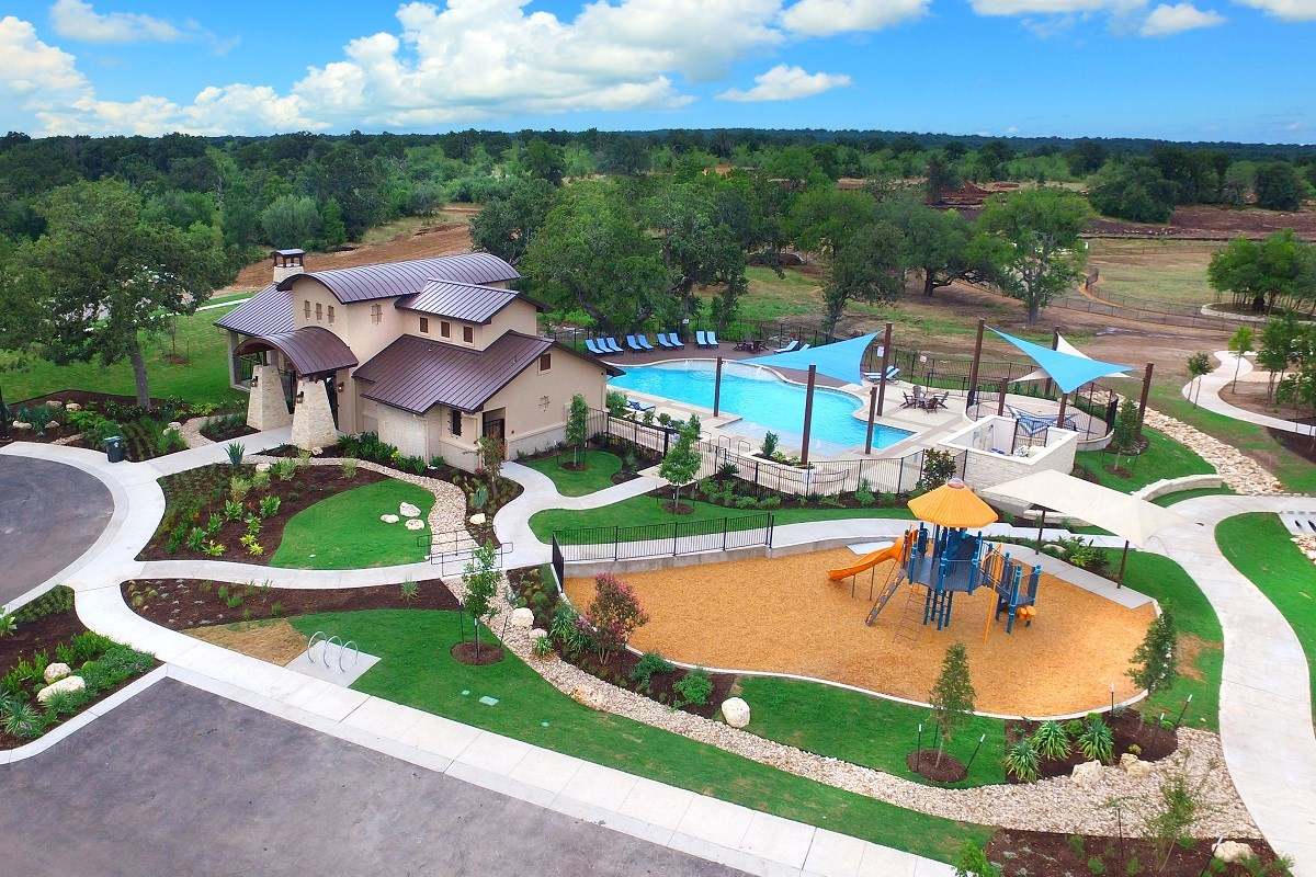 New Homes in Georgetown, TX - MorningStar Community Amenity