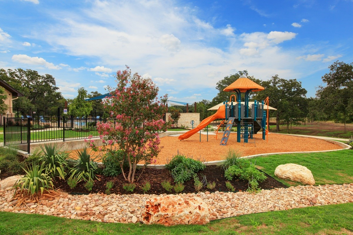 New Homes in Georgetown, TX - MorningStar Community Playscape