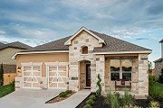 New Homes in Georgetown, TX - A-2089 Modeled