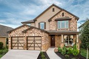 New Homes in Liberty Hill, TX - A-2797 Modeled