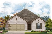 New Homes in Austin, TX - Plan 1675
