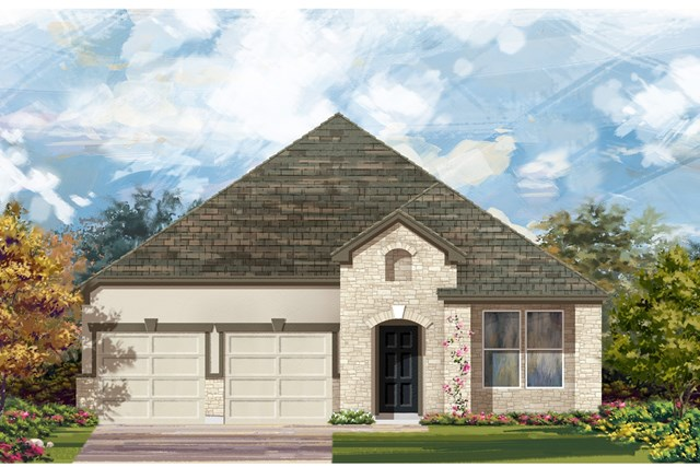 New Homes in Austin, TX - Plan 2089 D