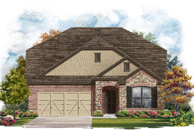 New Homes in Austin, TX - Plan 2655 C