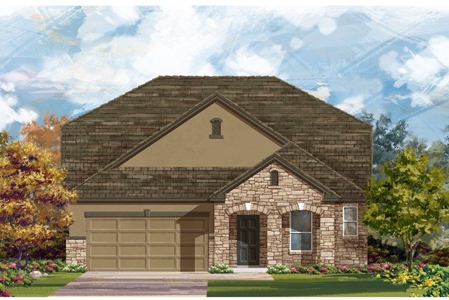New Homes in Austin, TX - Plan 2655 D