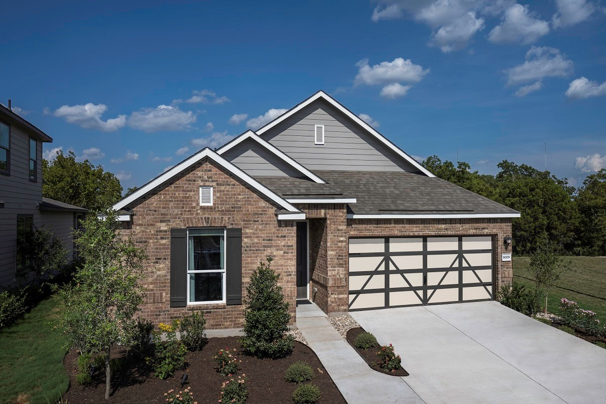 New Homes in Austin, TX - Northridge Park Plan 1491