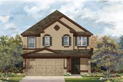 New Homes in Austin, TX - Plan F-2495