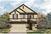 New Homes in Austin, TX - Plan F-2708