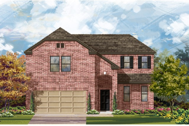 New Homes in Austin, TX - Plan A-2502 B