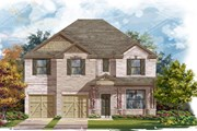 New Homes in Austin, TX - Plan A-3125