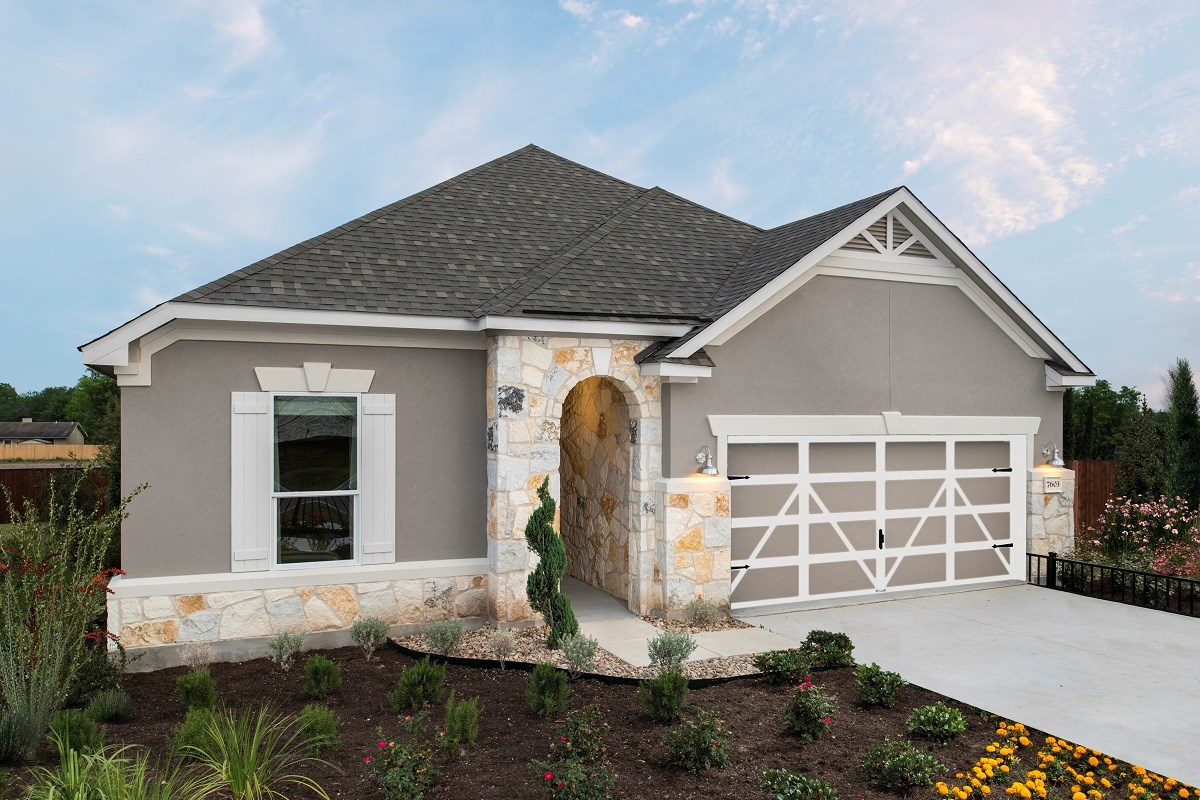 New Homes in Austin, TX - Northridge Park Plan A-1675