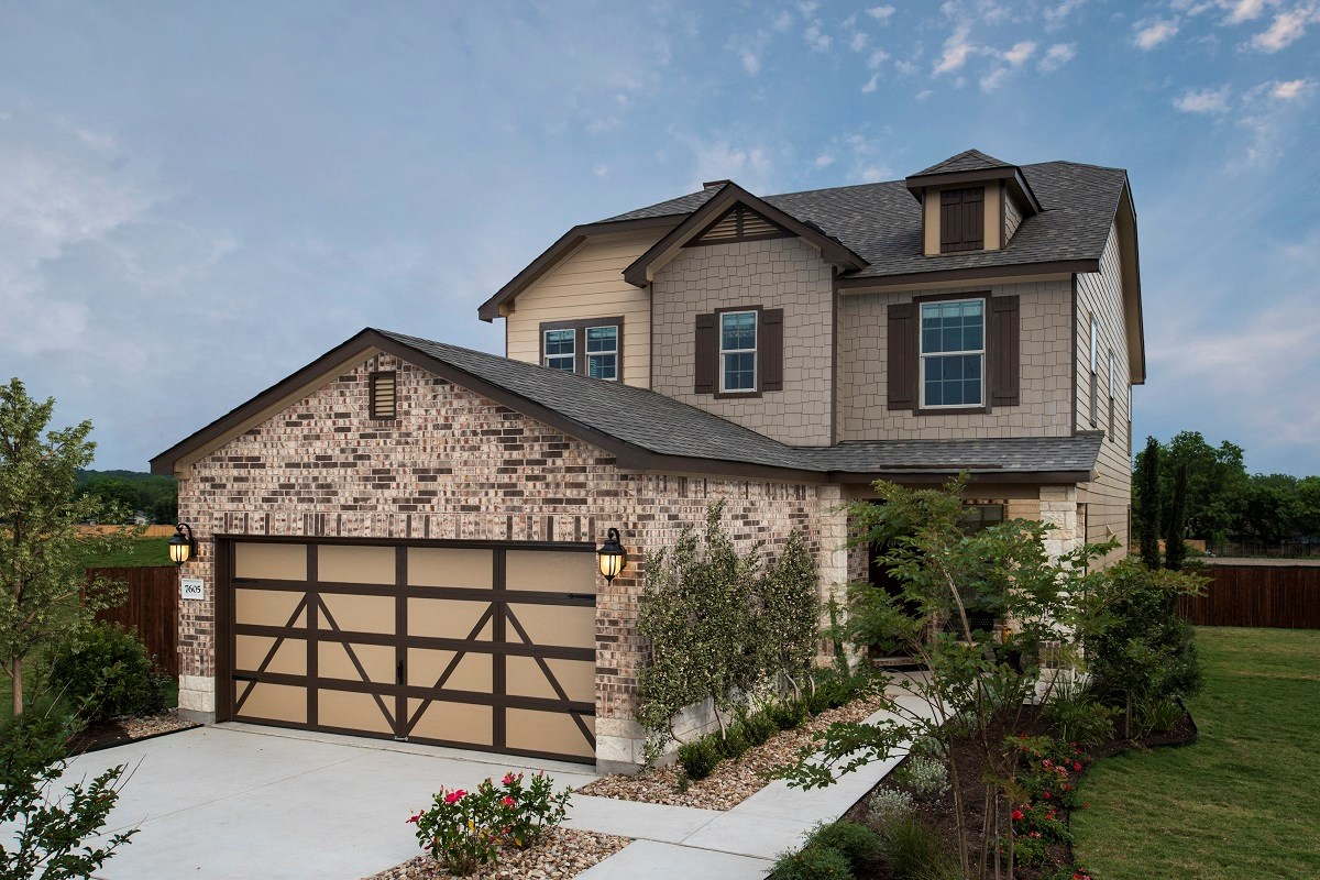 New Homes in Austin, TX - Northridge Park Plan F-2411