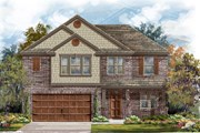 New Homes in Georgetown, TX - Plan 2183