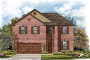 New Homes in Georgetown, TX - Plan 2469