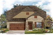 New Homes in Georgetown, TX - Plan 2655