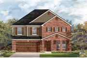 New Homes in Georgetown, TX - Plan 2881