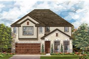 New Homes in Georgetown, TX - Plan 3023